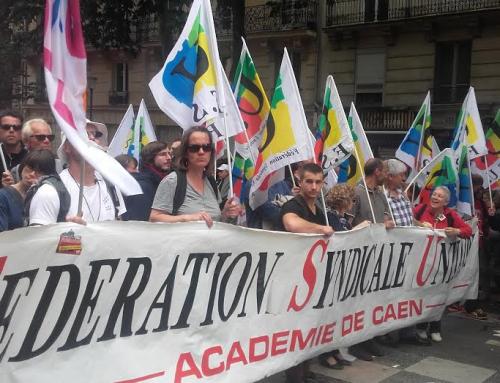 Le 18 mai : mobilisation générale pour l'éducation !