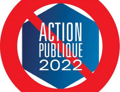 CAP 2022, la fonction publique en danger
