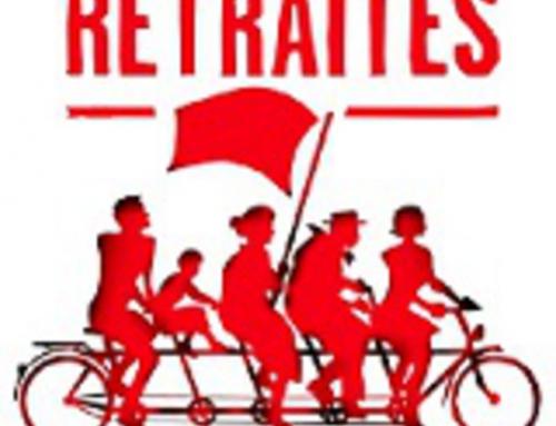 Retraité.e.s : dans l'action le 14 juin