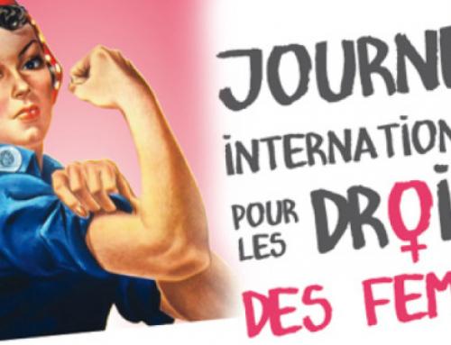Journée internationale des droits des femmes, la marche de nuit à Caen le 8 mars