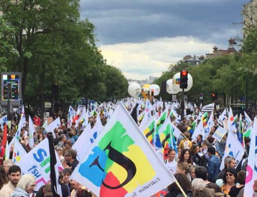 Pour l'augmentation des pensions, manifestation le mardi 8 octobre à Caen