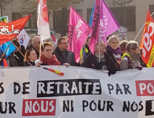 Nouvelle journée de mobilisation le jeudi 16 et autres actions de la semaine
