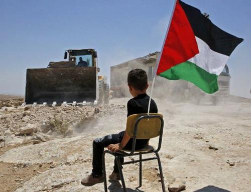 Samedi 27 juin: rassemblement contre l'annexion de la vallée du Jourdain et des colonies par Israël
