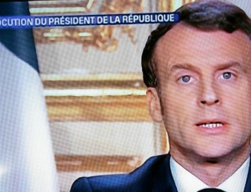 Macron toujours le flou et de l'autosatisfaction