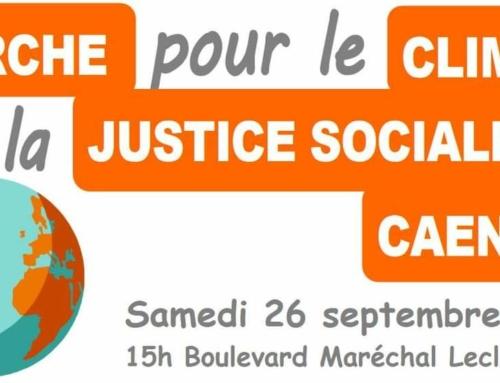 Marche Pour le Climat et un futur écologique, social, féministe et démocratique !