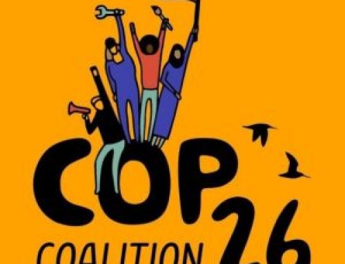 COP26 : Marche mondiale pour la justice climatique le 6 novembre